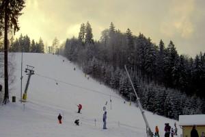 Marienbad - Winter