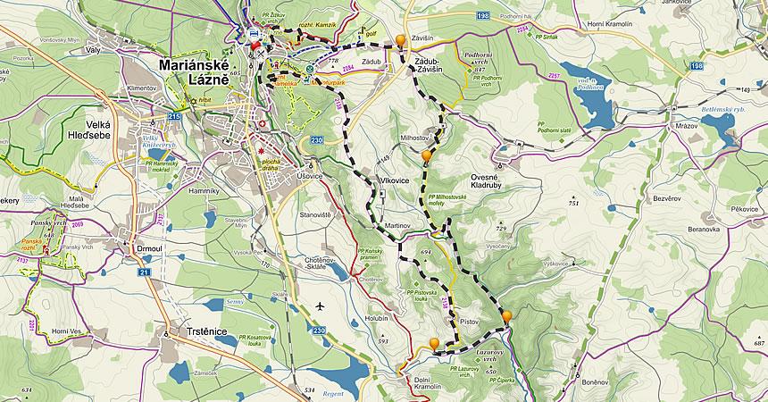 Radeln Tour Nr. 3